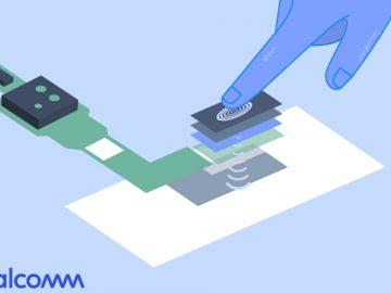qualcomm 3d sensor gen 2 sensore impronte digitali