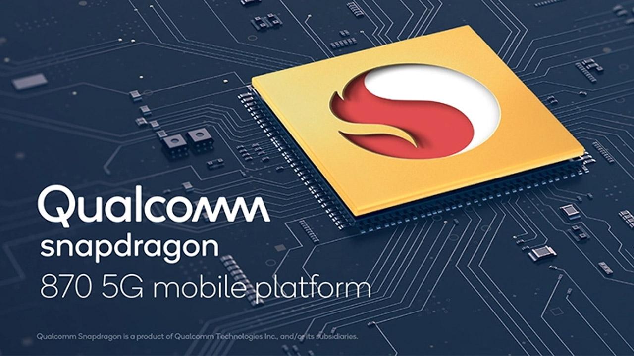 Ecco le caratteristiche del nuovo Qualcomm Snapdragon 870 5G thumbnail