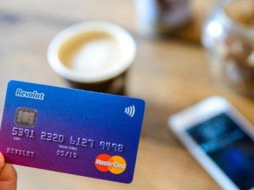 revolut pagamenti contactless