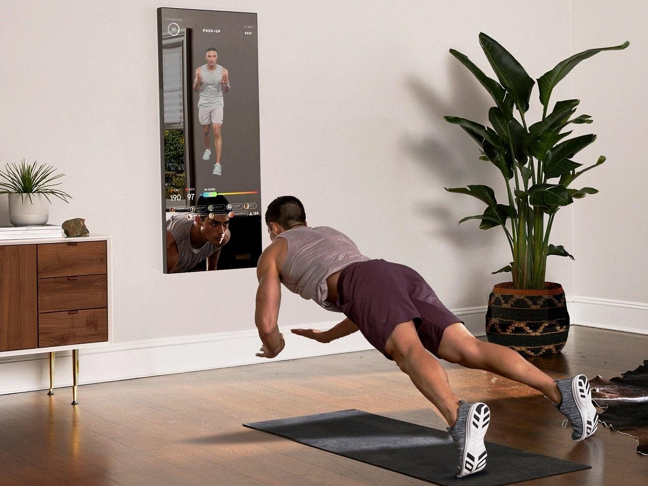 rimettersi in forma tech allenarsi in casa