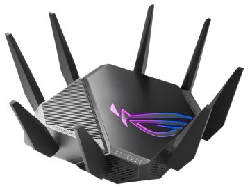 router wifi 6e asus rog