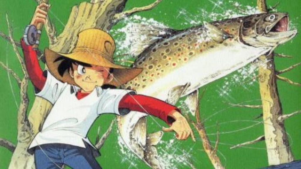 Sanpei pescatore pesce foto