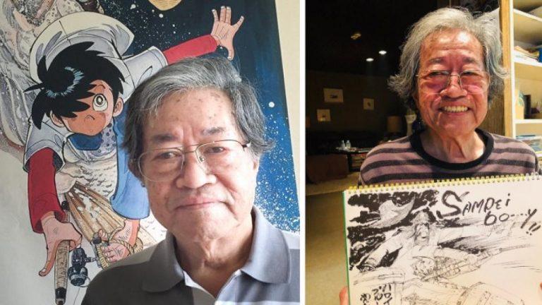 Takao Yaguchi fumettista