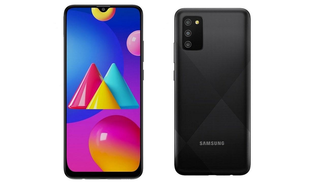 Samsung India lancia Galaxy M02s, smartphone da 100 euro thumbnail