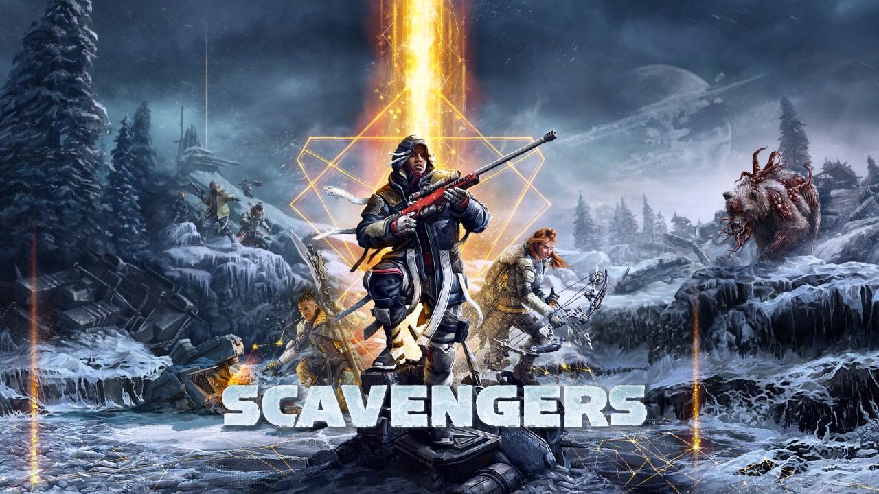 Scavengers: hands-on - Una prova di gioco con del potenziale thumbnail