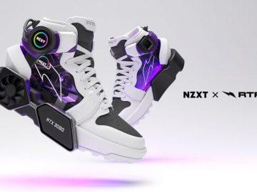 scheda grafica Nvidia sneakers