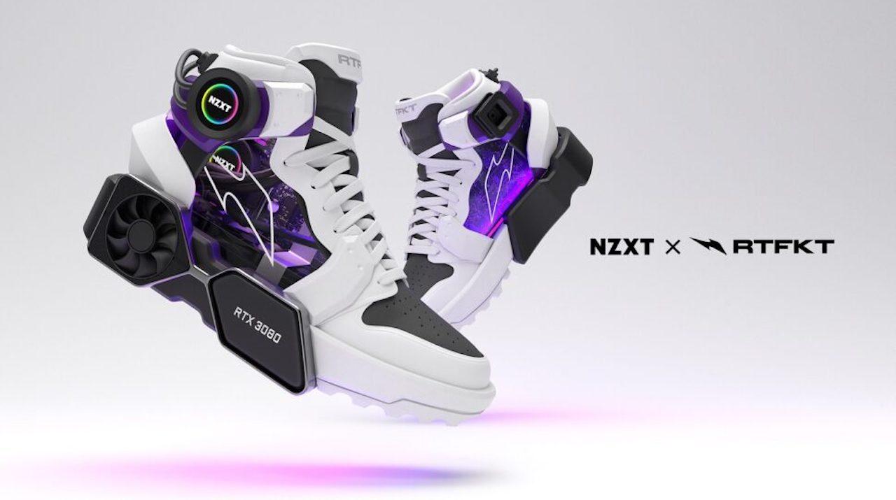 Queste sneakers sono PC potenziati da schede grafiche Nvidia thumbnail
