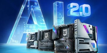 scheda madre gaming asus chipset z590