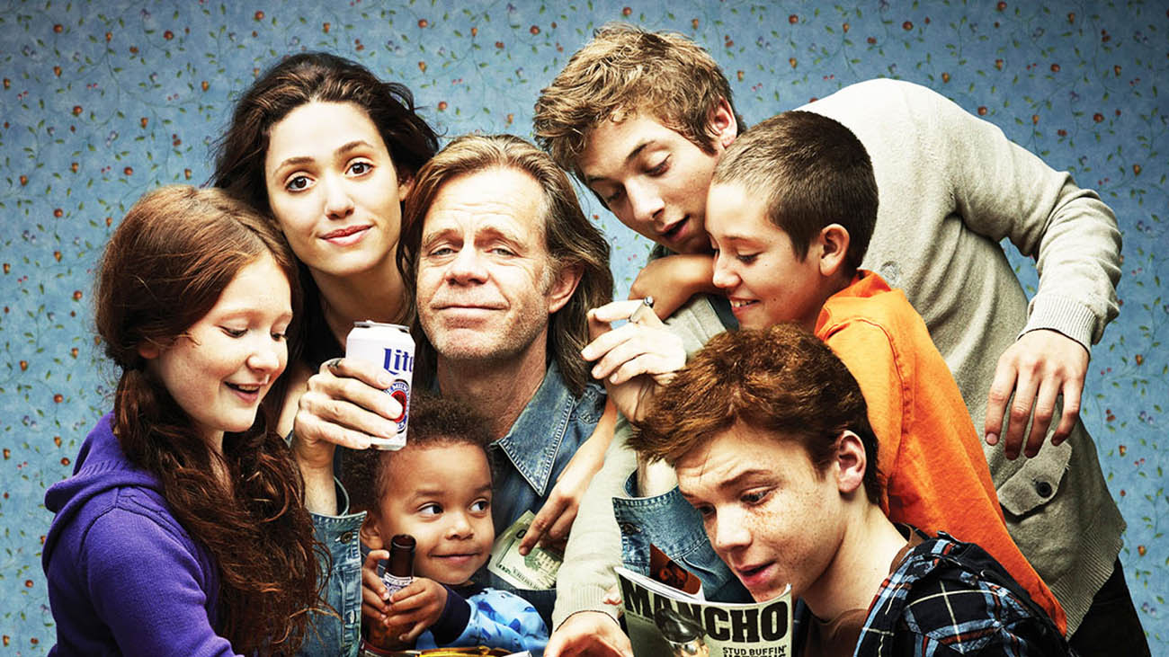 shameless famiglia gallagher perché guardarla