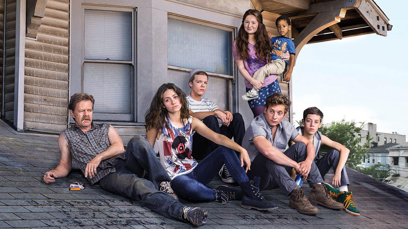 famiglia gallagher serie tv