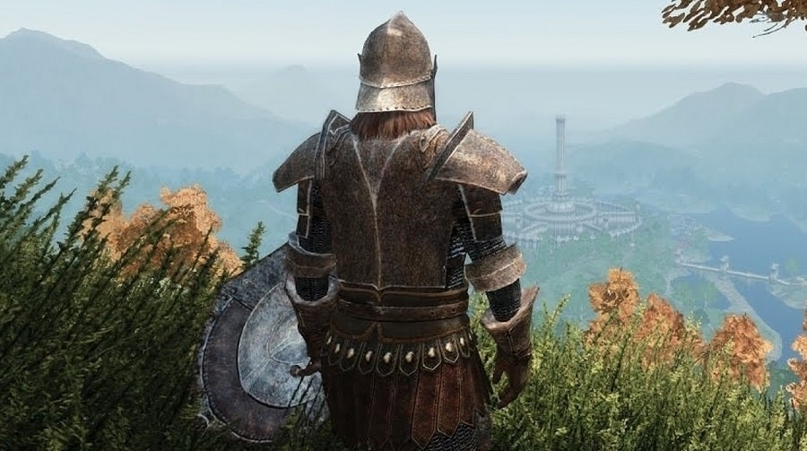 skyblivion mod di skyrim oblivion gameplay