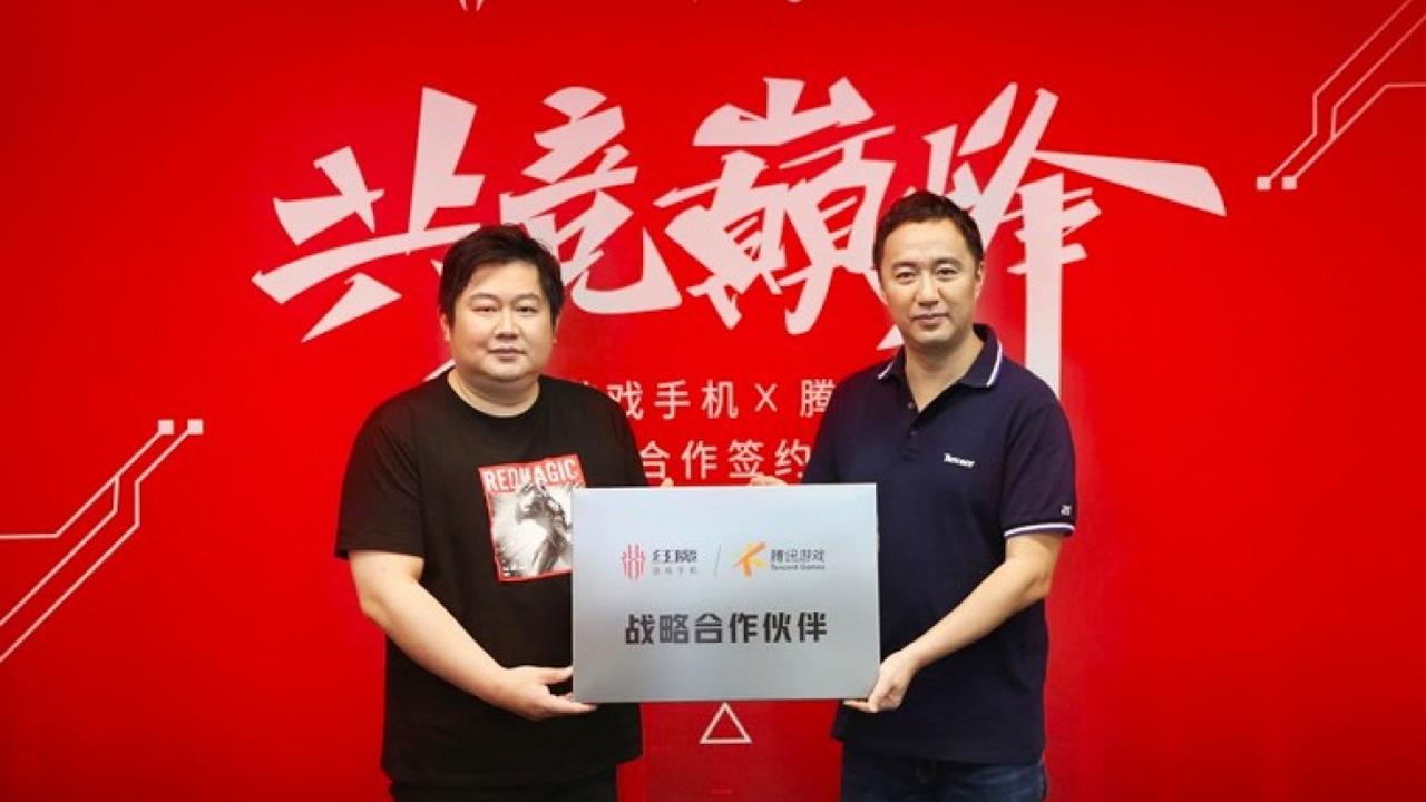Un'importante partnership per il settore degli smartphone da gaming thumbnail