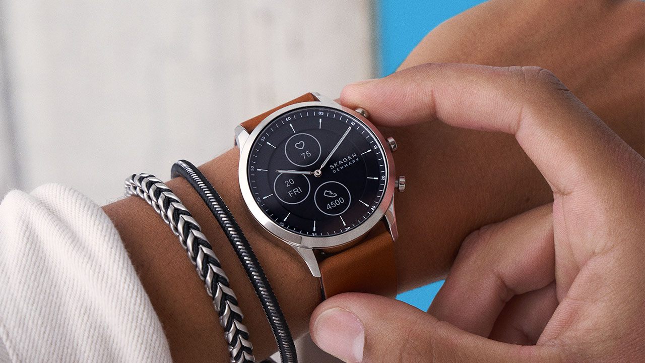 smartwatch fossil ces 2021