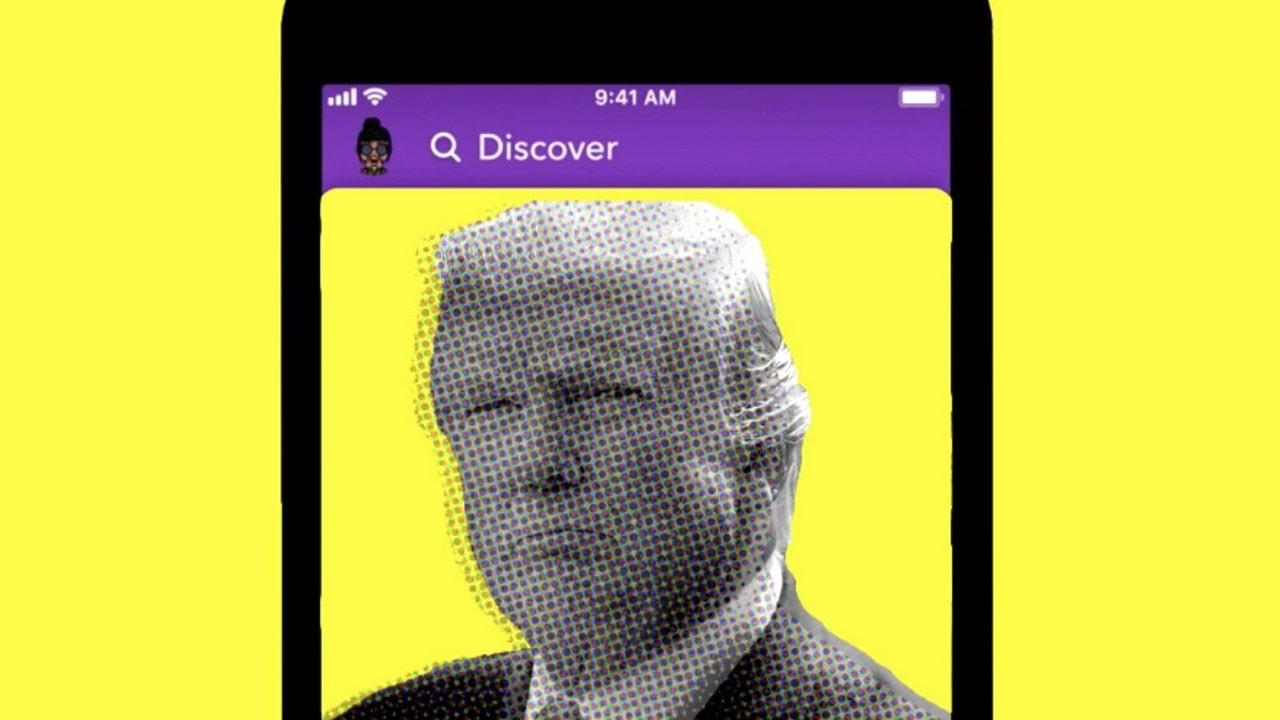 Snapchat chiude per sempre l'account di Trump thumbnail
