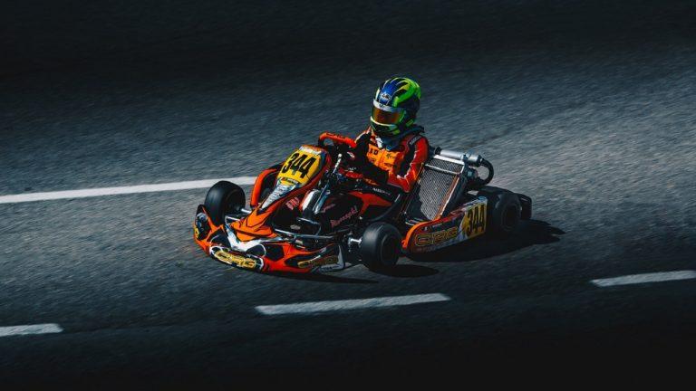 sparco karting