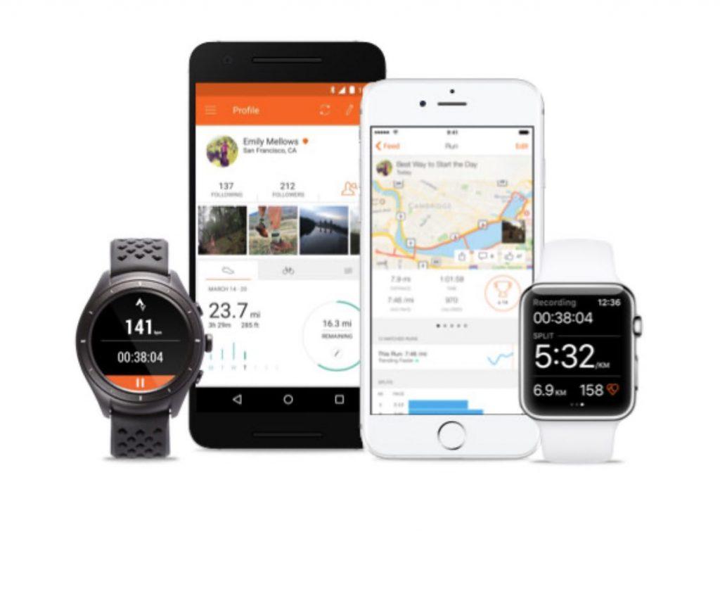 strava migliore app per correre