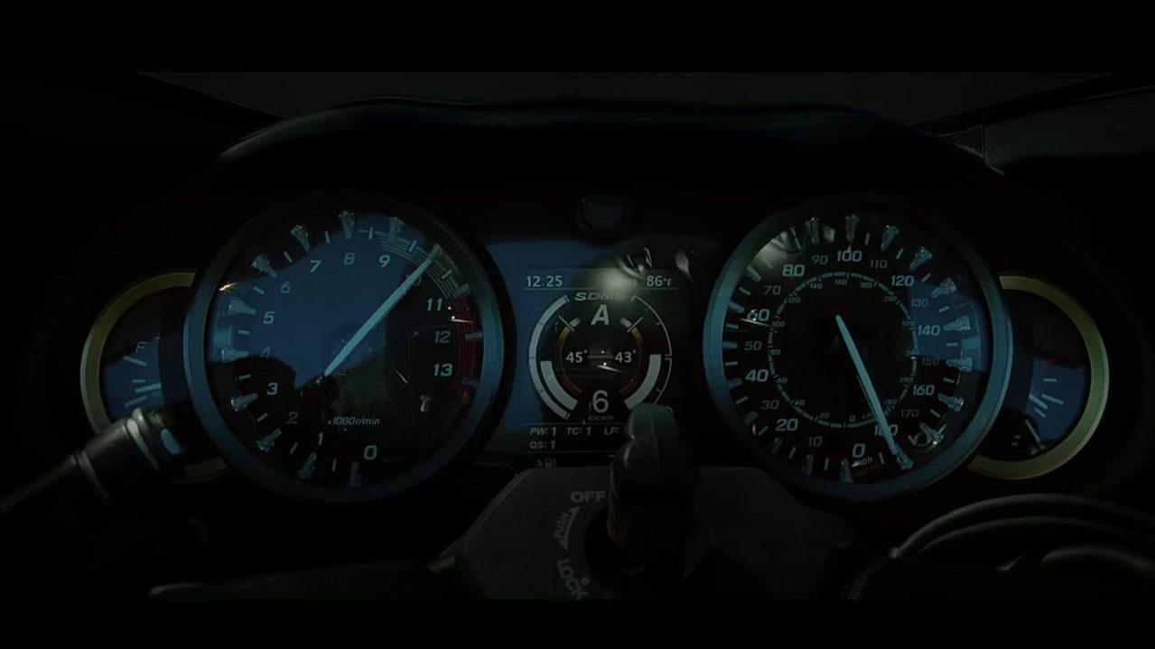 Suzuki anticipa il debutto di un nuovo modello con un video teaser thumbnail
