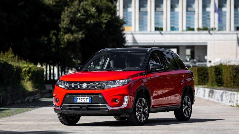 Suzuki raggiunge una quota di mercato record in Italia nel corso del 2020