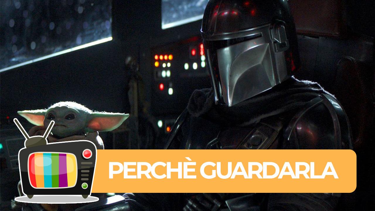 The Mandalorian: la nuova vita in streaming di Star Wars - Perché guardarla? thumbnail