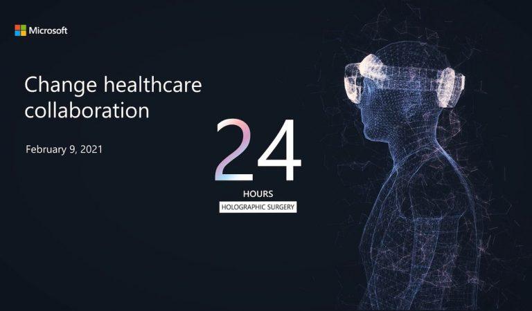 Microsoft e la chirurgia olografica, una nuova era della sanità mondiale