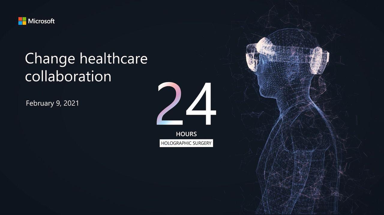 Microsoft e la chirurgia olografica, una nuova era della sanità mondiale thumbnail