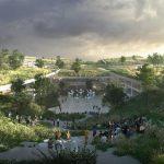 AI Cloud Valley smart city