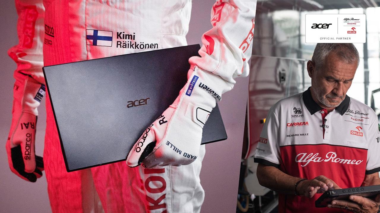 Acer e Sauber Motorsport insieme anche nel 2021 thumbnail