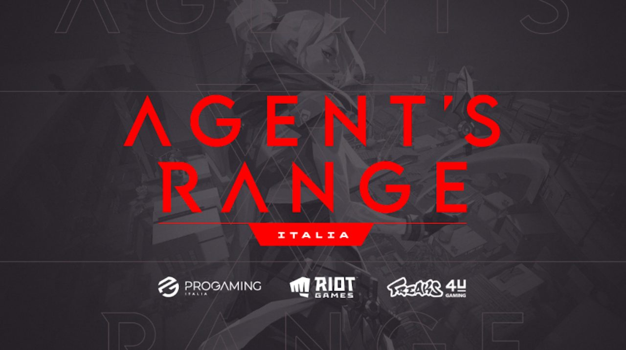 Nasce Agent's Range Italia, la nuova hub di riferimento italiana per gli amanti di Valorant thumbnail
