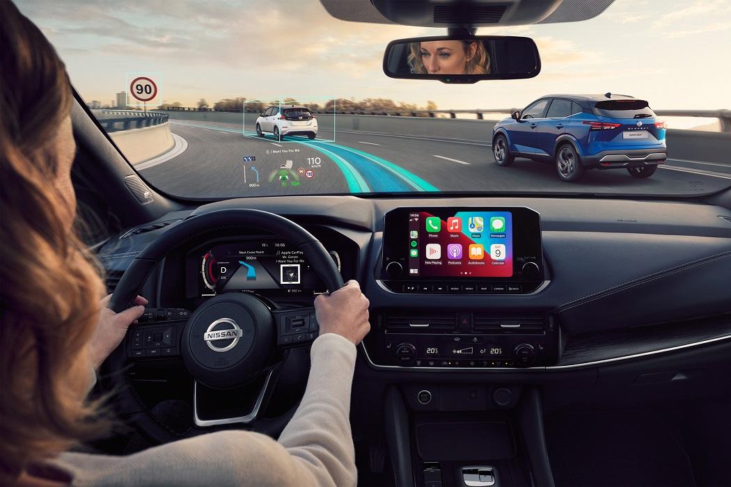 Nissan Qashqai 2021 ADAS