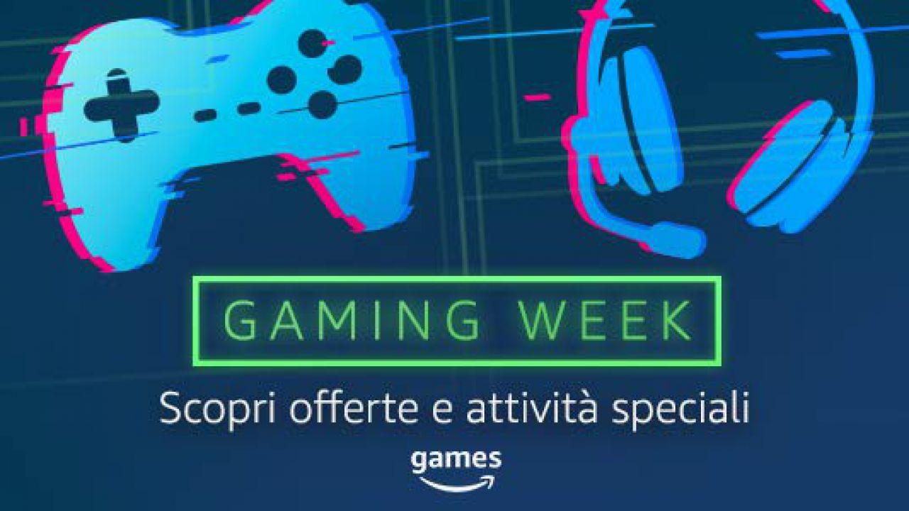 Le migliori offerte della Gaming Week di Amazon thumbnail