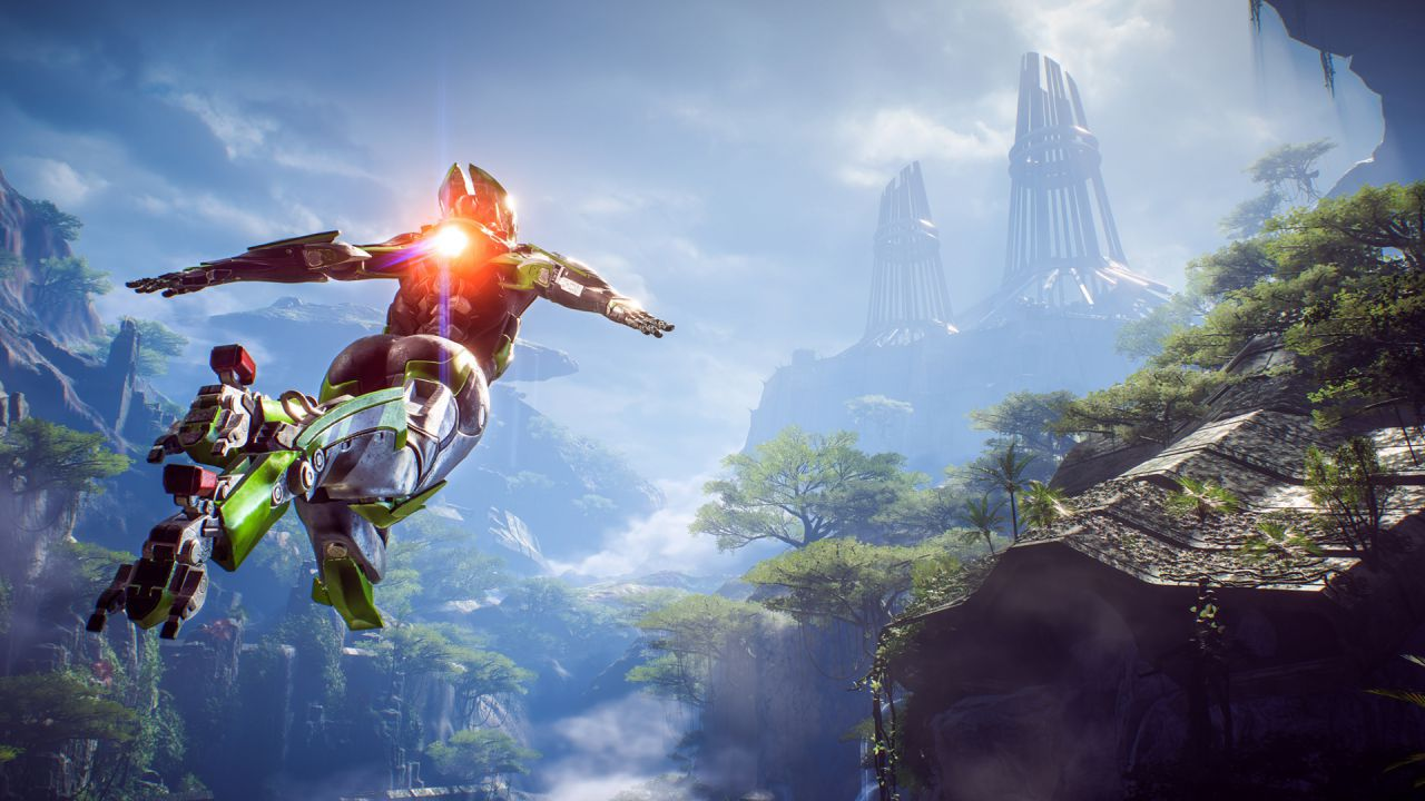 EA cancella ufficialmente Anthem Next thumbnail