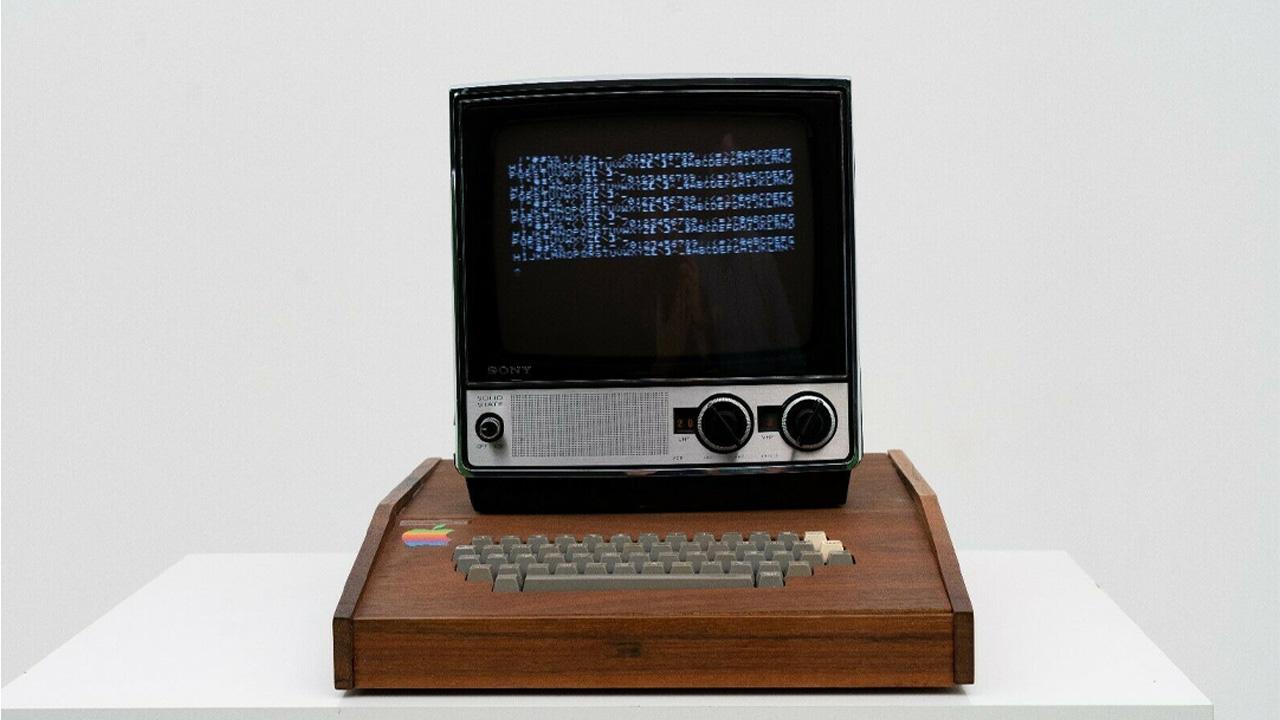 Potete acquistare il primo computer di Apple su eBay a soli 1,5 milioni di dollari thumbnail