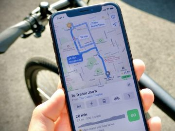 Apple Maps segnalazione incidenti