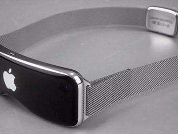 visore realtà aumentata Apple