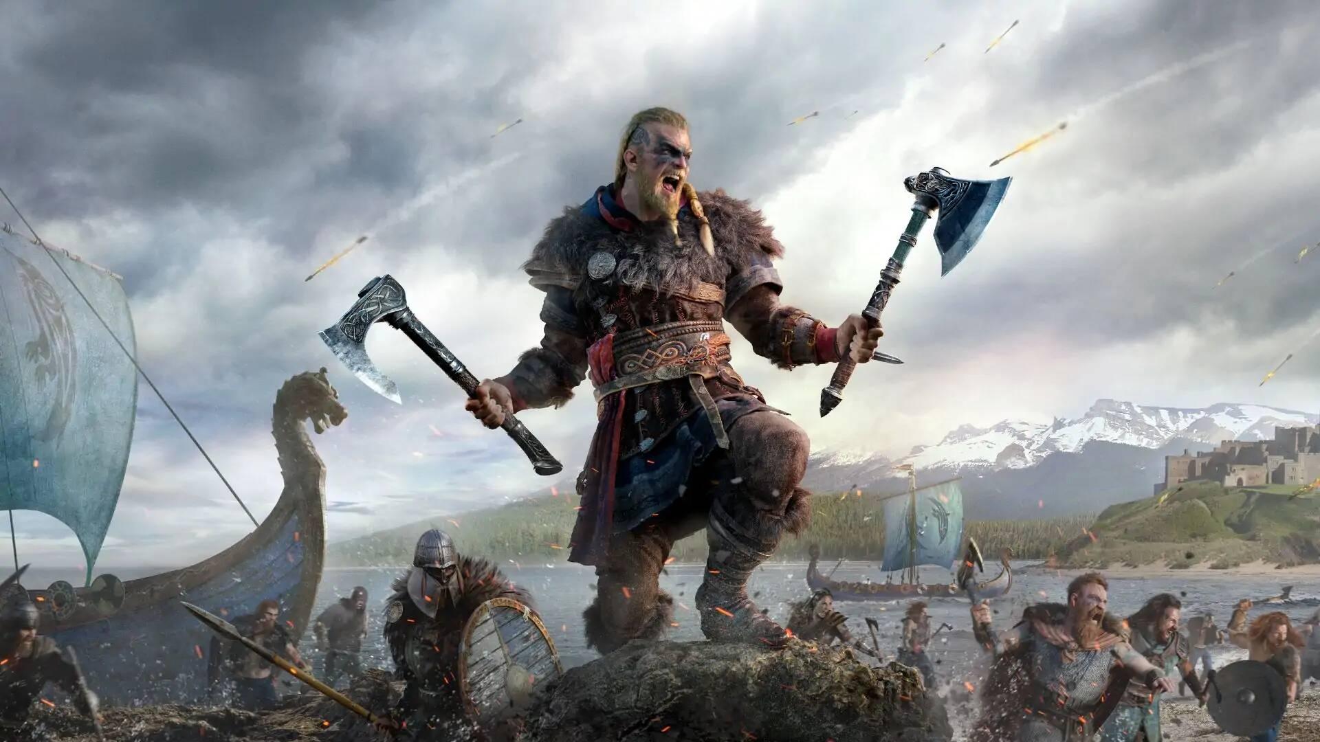 Assassin's Creed Valhalla: tante novità con il nuovo aggiornamento gratuito thumbnail