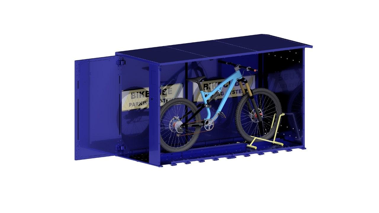 Bikecube: i parcheggi sicuri e smart per bici elettriche thumbnail