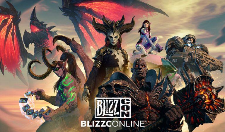 BlizzConline – tutto ciò che dobbiamo sapere sull'evento digitale di Blizzard