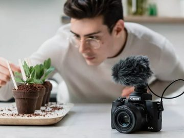Canon EOS M50 Mark II arriva in Italia