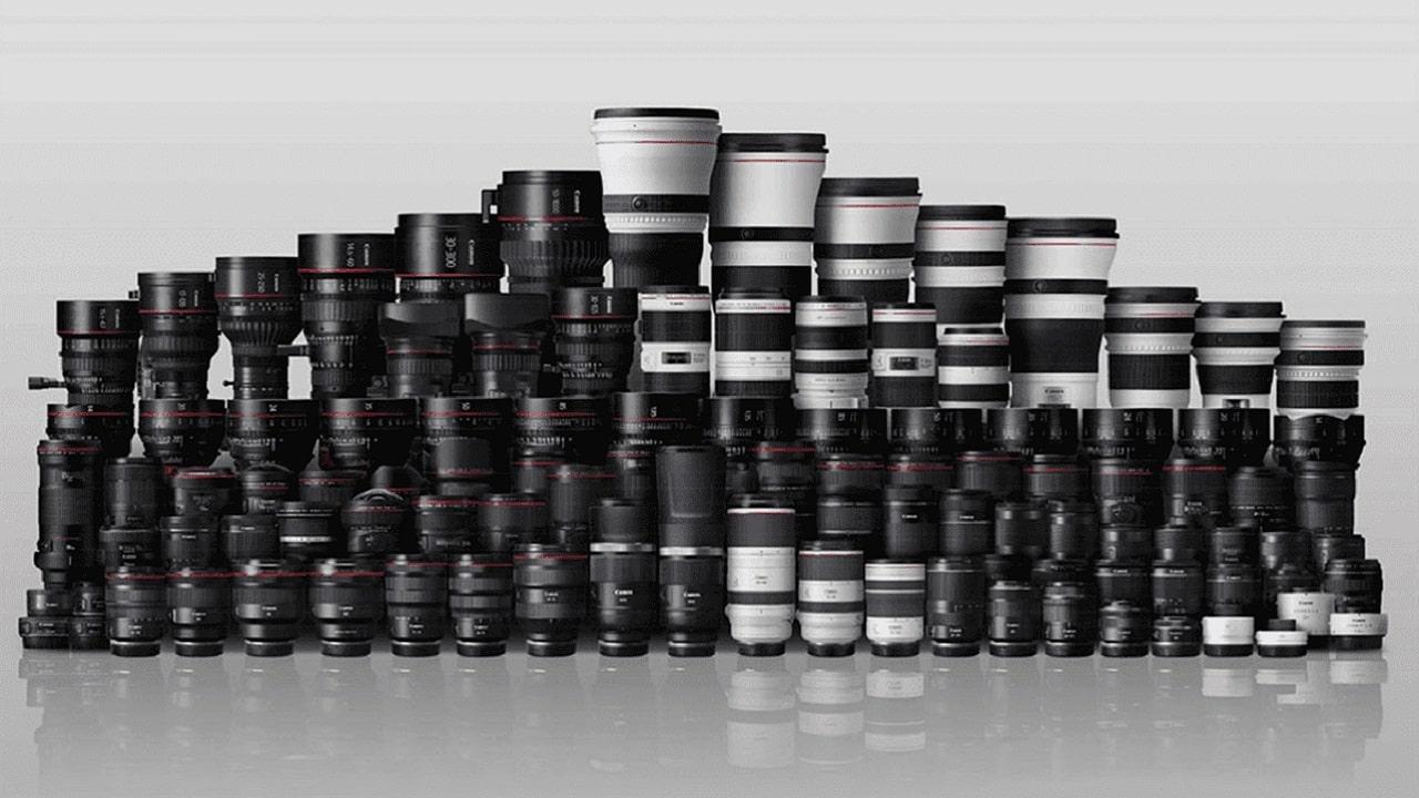 Canon da record: ha prodotto 150 milioni di obiettivi RF ed EF thumbnail