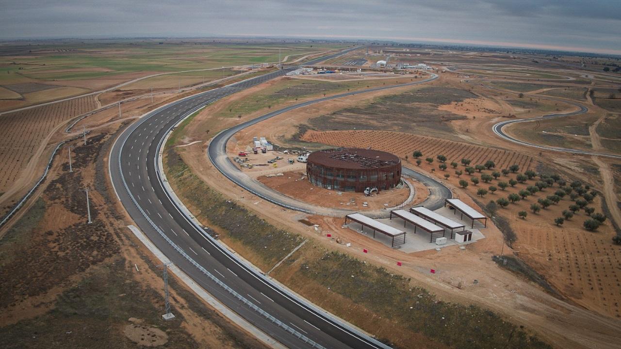 Centro prove Nokian ovale