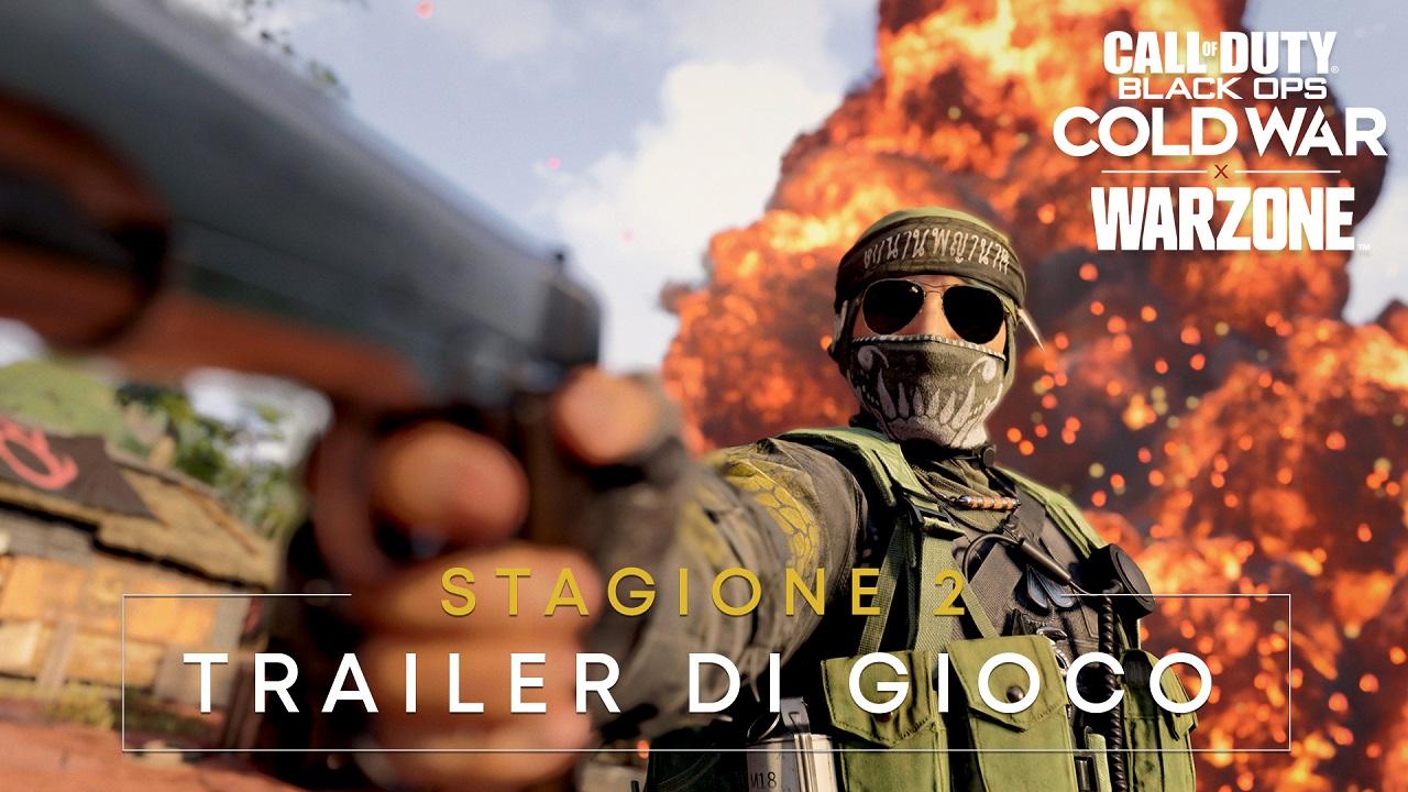 Svelato il trailer della Stagione 2 di CoD - Black Ops Cold War e Warzone thumbnail