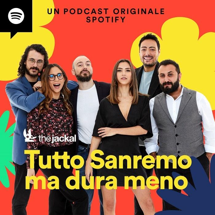 Cover Podcast_Tutto Sanremo ma dura meno