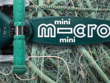 ECO Visual Mini Micro monopattini sostenibili per bambini