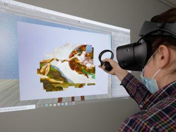 Effetto Michelangelo arte e neuroriabilitazione