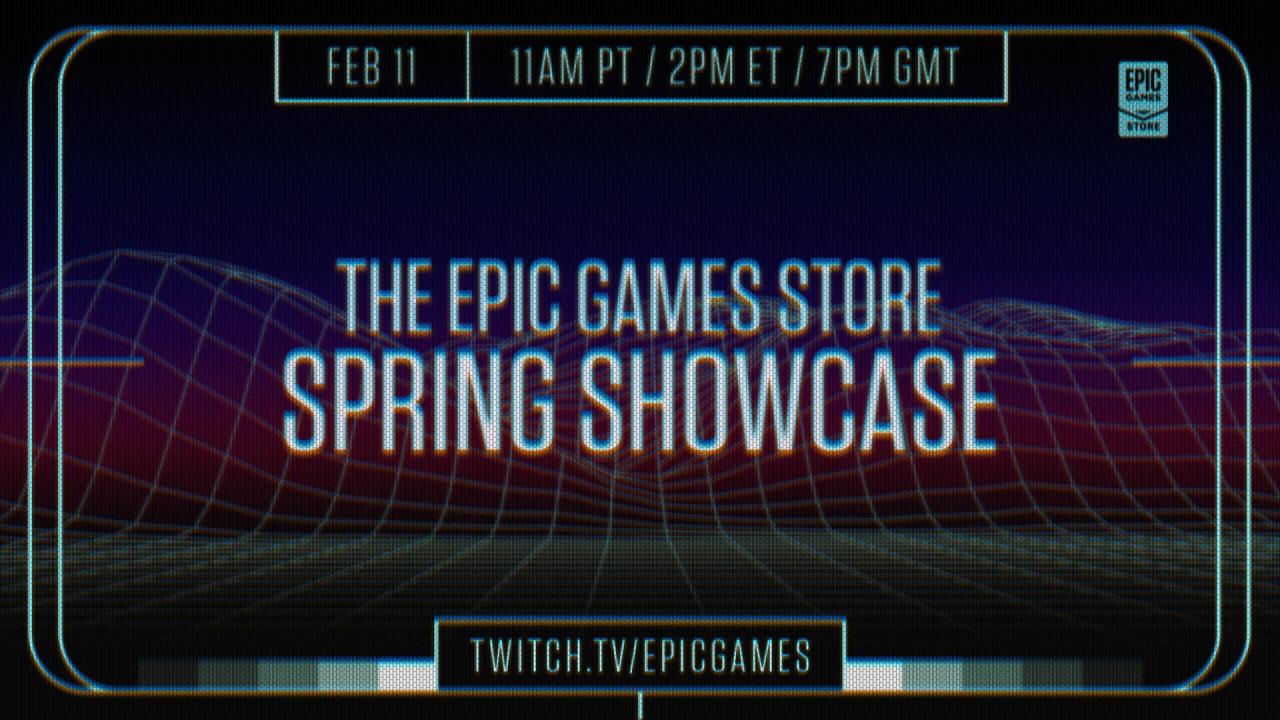 Epic Games annuncia la data d'inizio dello Spring Showcase thumbnail