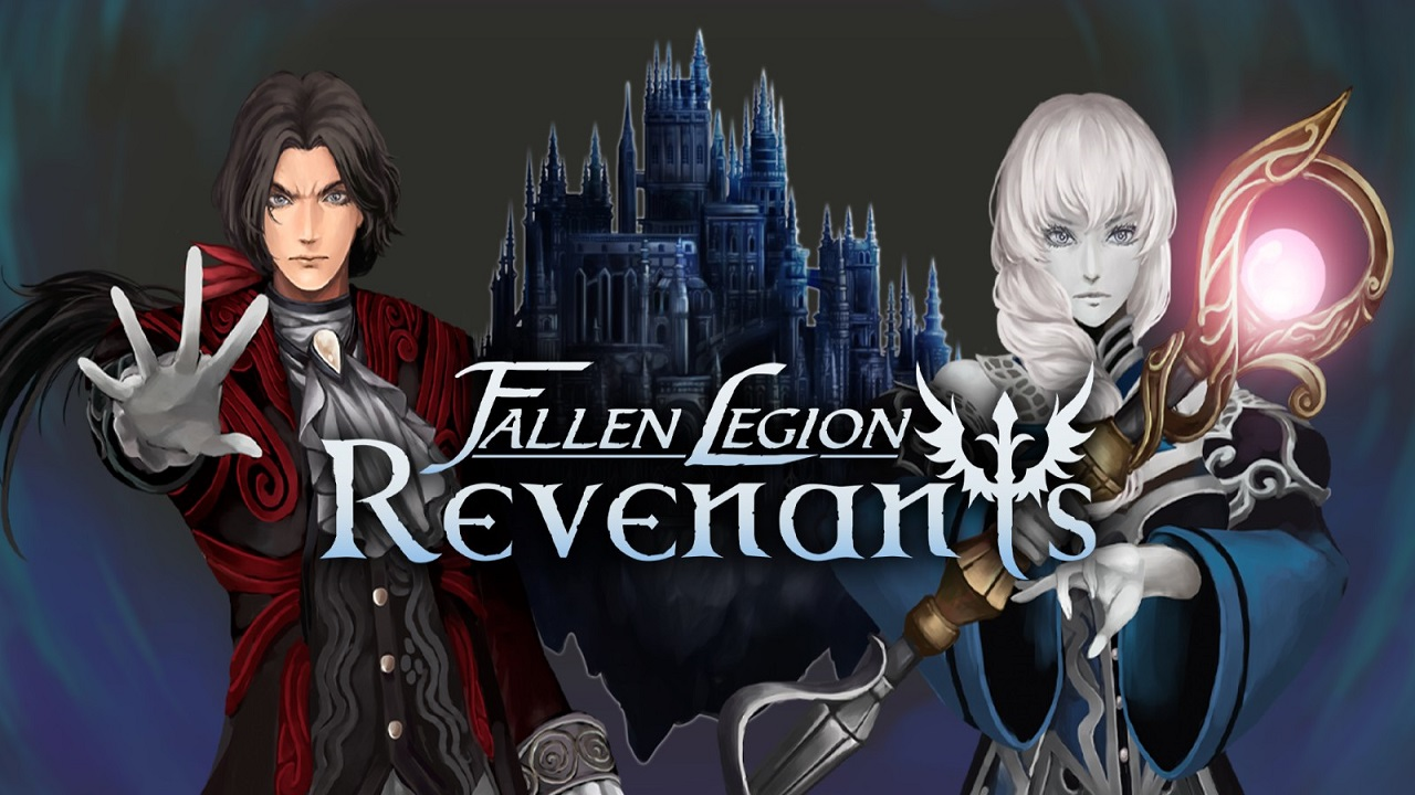 Fallen Legion Revenants è disponibile su Nintendo Switch e PlayStation 4 thumbnail