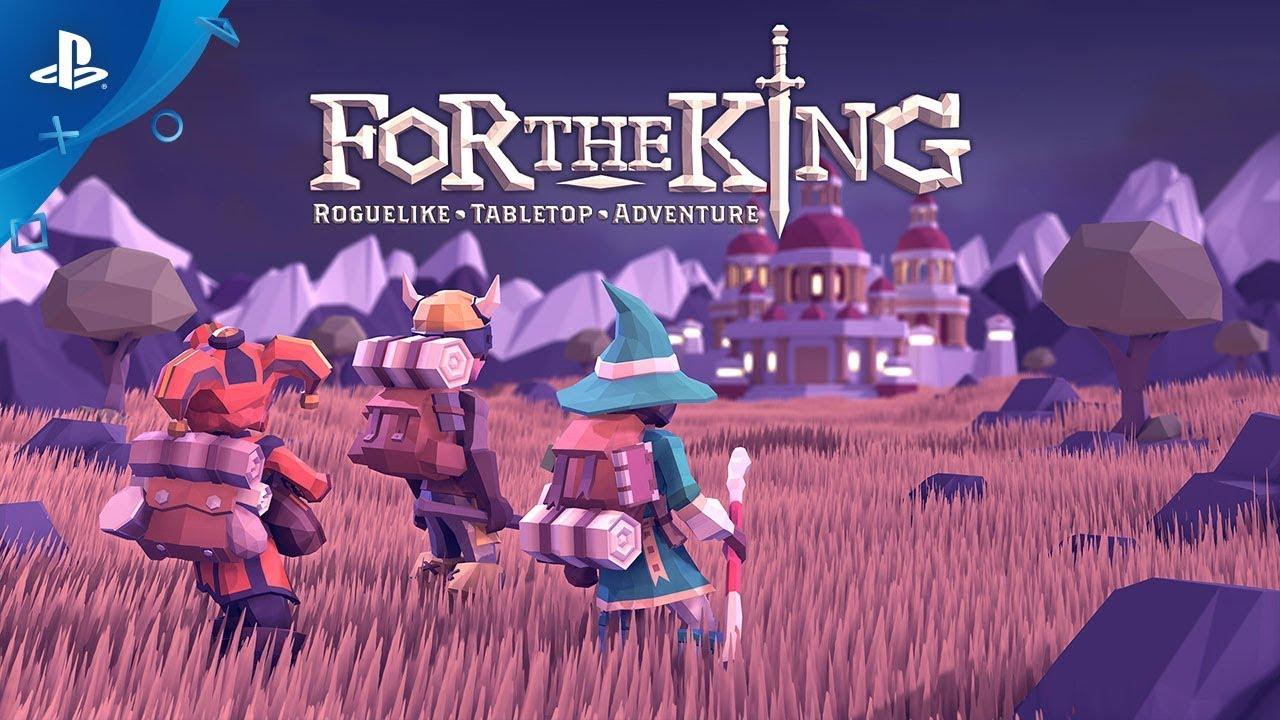 For The King torna disponibile gratuitamente sull'Epic Game Store thumbnail