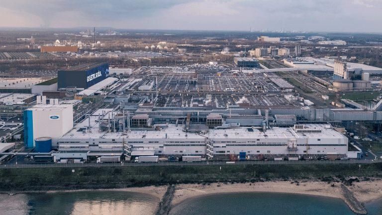 Ford europa Electrification Centre