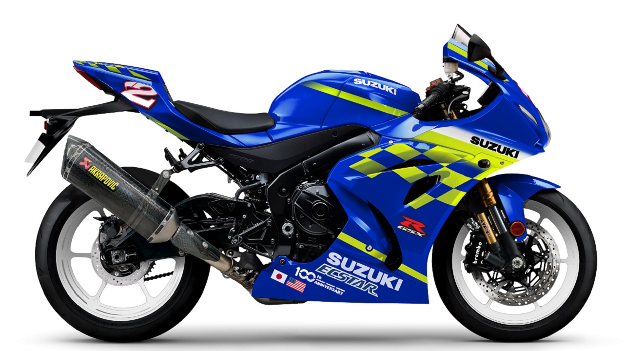 Suzuki GSX-R1000R: ecco la Legend Edition di Kenny Roberts Jr thumbnail