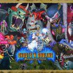 Ghosts 'n Goblins Resurrection nintnedo siwtch